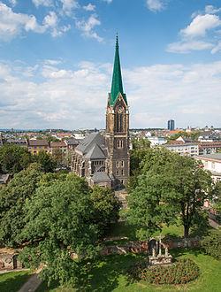 Peterskirche (Frankfurt am Main) – Wikipedia