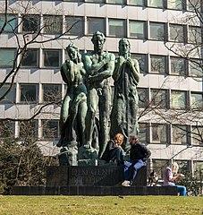 Frankfurt Taunusanlage Beethoven-Denkmal.20130305.jpg