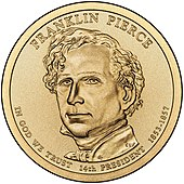 Franklin Pierce – Dollar