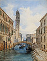 Franz Heinrich Venezianische Kanalszene.jpg