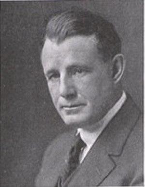Fred Dawson - Dawson from 1921 Cornhusker