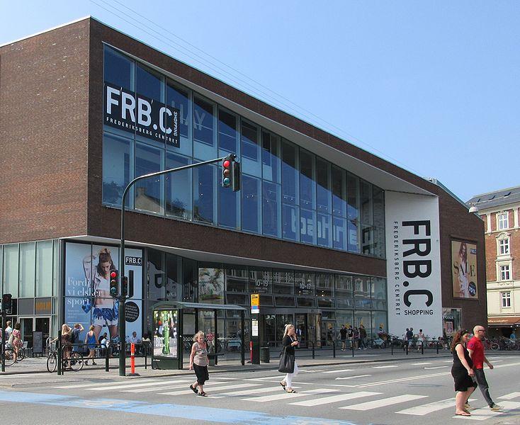 Frederiksberg Centret был признан одним из лучших торговых центров мира