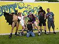 Fremont Solstice Parade 2008 - Batman et. al. 02.jpg