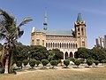 Frere Hall, a community center, library & auditorium hall of olden days in Karachi 10.jpg