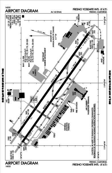 Filefresno Yosemite International Airport Runway Diagramg