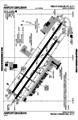 Fresno Yosemite International Airport Runway Diagram.png
