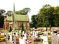 Friedhof mit Kirche (Dobrau).JPG