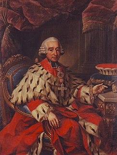 Friedrich Karl Joseph von Erthal Catholic bishop