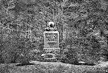 Mottl's grave monument (Source: Wikimedia)