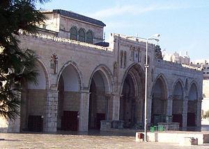 front_of_Al-Aqsa mosque