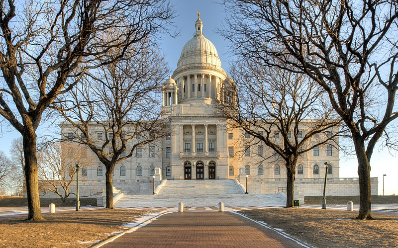 File:Front view of Rhode Island State House.jpg