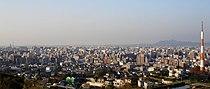 Fukuoka Viewed From Minamiku Observation Deck.jpg