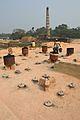 Furnace Roof - Mitra Brickfield - Halalpur Krishnapur - Nadia 2016-01-17 8810.JPG