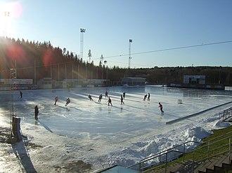 Sundsvall - Bandy field