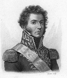 Gabriel Jean Joseph Molitor Marshal of France