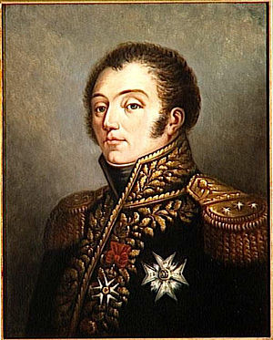 Jean-Pierre Firmin Malher was ordered to seize the Gunzburg bridges. General JEAN PIERRE FIRMIN MALHER (1761-1808).jpg
