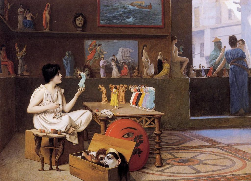Gérôme - Painting Breathes Life into Sculpture v1.jpg