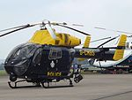 G-CMBS Explorer MD90 Helicopter National Police Air Service (29273760694).jpg
