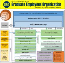 graduate employees' organization wikipedia