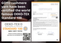 GOYO CASHMERE YARN HAVE BEEN AWARDED THE WORLD FAMOUS OEKO-TEX STANDARD 100.png