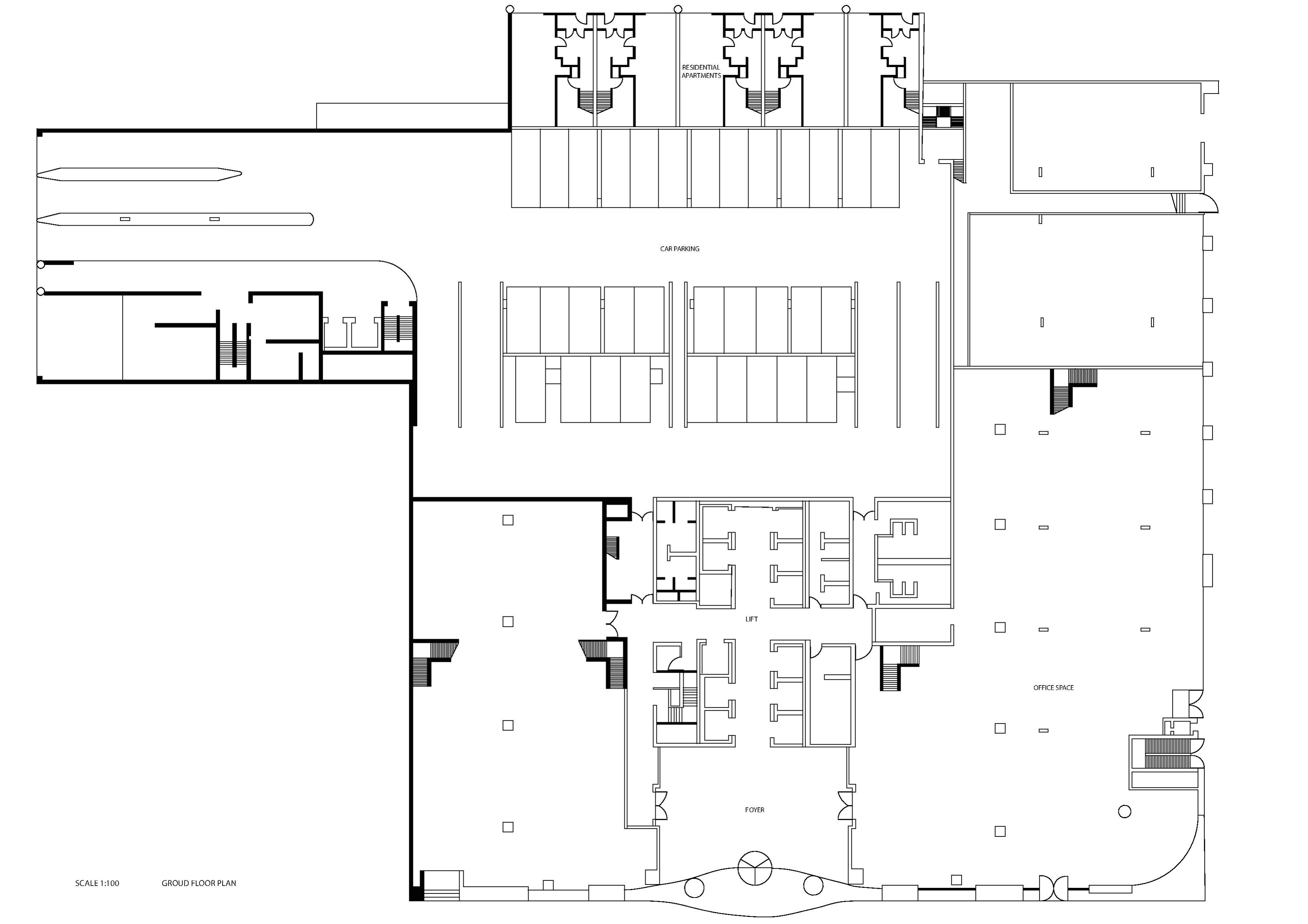 File Ground Floor Plan 222 Exhibition Wikimedia Commons