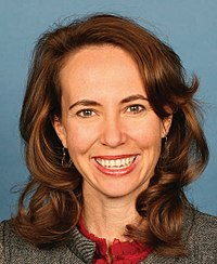Gabrielle Giffords, official portrait, 111th Congress.jpg
