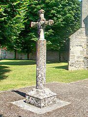 croix de cimetière de Gadancourt