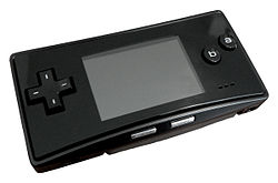 The Game Boy Micro
