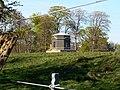 Game larder, Tottenham House deer park, Savernake (1) - geograph.org.uk - 406026.jpg