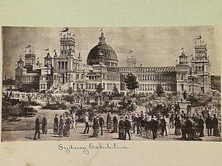 Sydney International Exhibition exhibition held in 1879