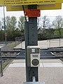Gare de Lentilly-Charpenay - Téléphone (avr 2019).jpg
