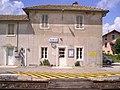 Gare de Nurieux BV 2005.JPG