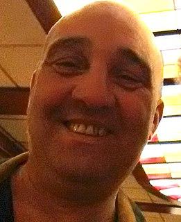 Gary Robson (darts player) English darts player
