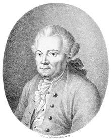 Florian Leopold Gassmann, Kupferstich von Heinrich Eduard Winter (Quelle: Wikimedia)