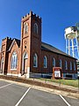 Gaston Chapel AME Church, Morganton, NC (49021758392).jpg