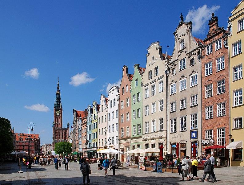 ファイル:Gdańsk、DługiTarg(HB1).jpg