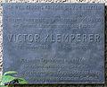 Gedenktafel Weimarische Str 6a Vicktor Klemperer.JPG