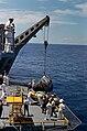 Gemini 5 Capsule Hoisted Onboard Recovery Ship - GPN-2000-001343.jpg