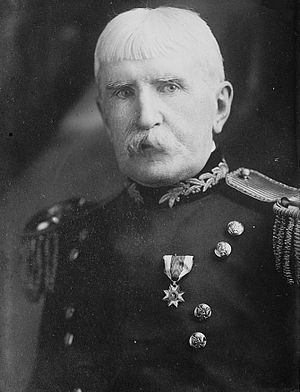 Robert Maitland O'Reilly - Brigadier General Robert M. O'Reilly, Surgeon General of the Army, 1902–1909