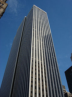 General Motors Building (Manhattan) Office skyscraper in Manhattan, New York