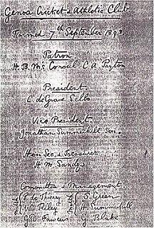 History of Genoa C.F.C.