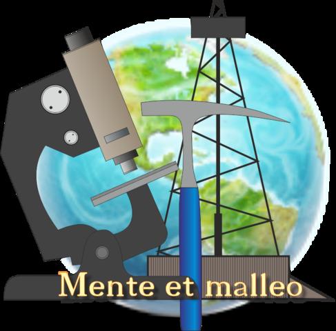 Geológia - logo