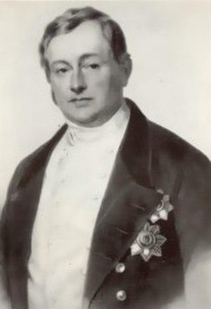 George II, Prince of Waldeck and Pyrmont - Image: Georg II. Fürst zu Waldeck und Pyrmont