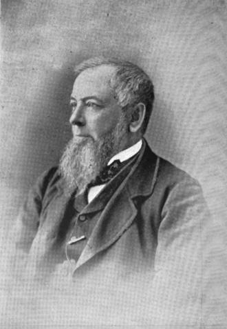 George Armour - George Armour circa 1870s