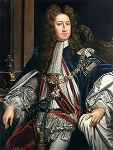 George I, c. 1714. Studio of Sir Godfrey Kneller.