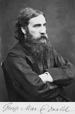 George MacDonald - George MacDonald in the 1860s