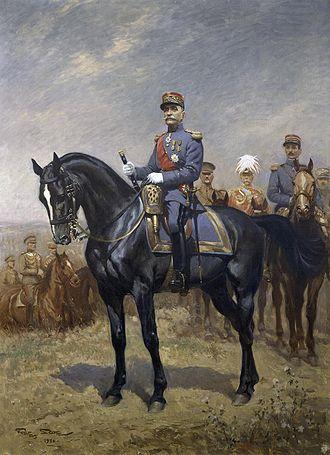 Marshal - Marshal Foch, circa 1920.