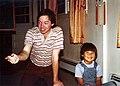 Geshe Michael teaching children debate in 1978.jpg