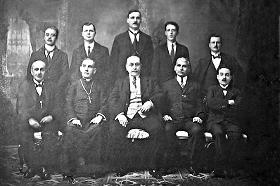 Ghaqda tal-Kittieba tal-Malti - 1924