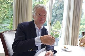 Gilles Pudlowski - Gilles Pudlowski in 2014.